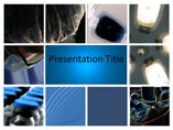 Medical Surgery Medical PowerPoint Template