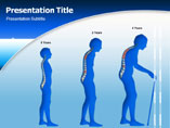 Spinal Pain Medical PowerPoint Template