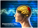 Brain Concussion Medical PowerPoint Template