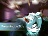 Surgical Procedure Medical PowerPoint Template