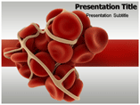 Coagulation Cascade Medical PowerPoint Template