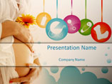 Pregnancy Medical PowerPoint Template