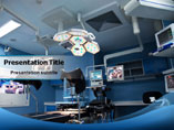 Surgery Room Medical PowerPoint Template
