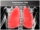 Pneumonia Medical PowerPoint Template