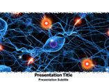 Nervous System Diseases Medical PowerPoint Template