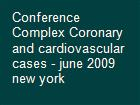 Conference Complex Coronary and cardiovascular cases - june 2009 new york powerpoint presentation