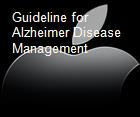 Guideline for Alzheimer Disease Management powerpoint presentation