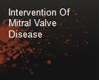 Intervention Of Mitral Valve Disease powerpoint presentation