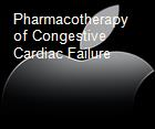 Pharmacotherapy of Congestive Cardiac Failure powerpoint presentation