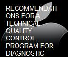 RECOMMENDATIONS FOR A TECHNICAL QUALITY CONTROL PROGRAM FOR DIAGNOSTIC XRAY EQUIPMENT powerpoint presentation