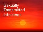 Sexually Transmitted Infections  powerpoint presentation