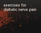 exercises for diabetic nerve pain powerpoint presentation